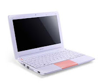 Acer Aspire One Happy 2 Pink