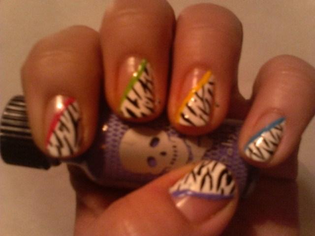 Vero Cazabán: Como decorar uñas