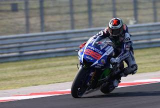 Lorenzo Juara MotoGP Aragon 2015, Rossi Ketiga