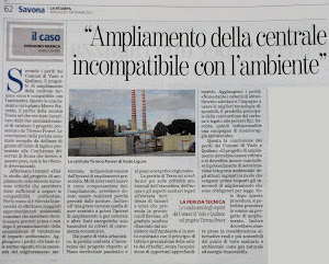 L'AMPLIAMENTO DELLA CENTRALE INCOMPATIBILE CON L'AMBIENTE:PERIZIA TECNICA.