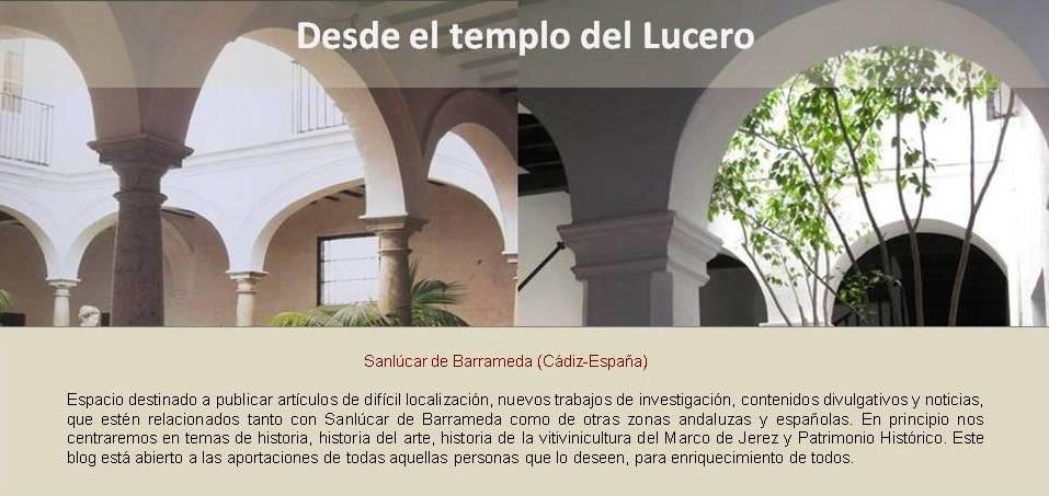 Desde el templo del Lucero