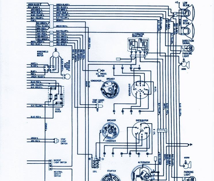 1983 Ford Thunderbird Wiring Diagram - Example Electrical Wiring ...
