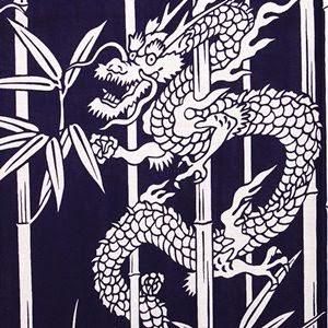 Dragon Yukata