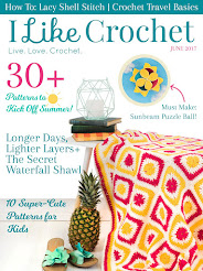 I Like Crochet June Issue