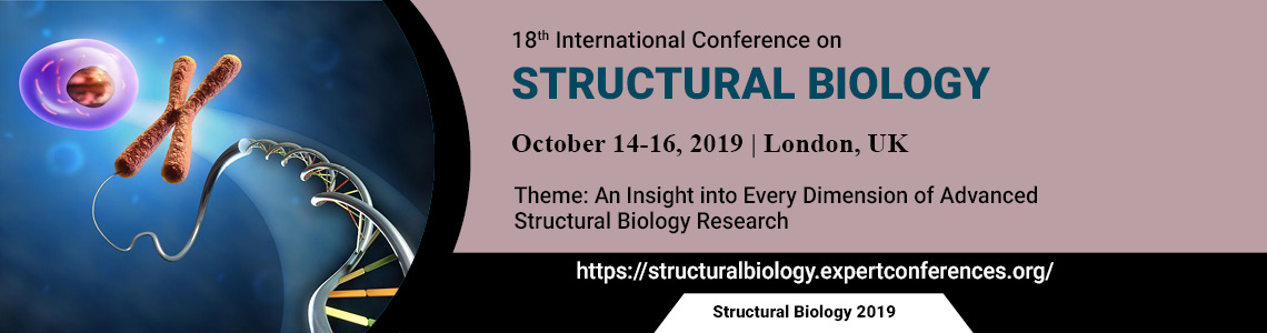 18<sup>th</sup> International Conference on Structural Biology