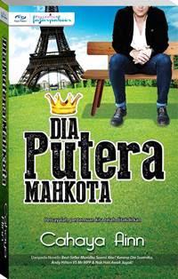 Inilah dia cover Novel DPM. Cantikkan? sejuk mata memandang