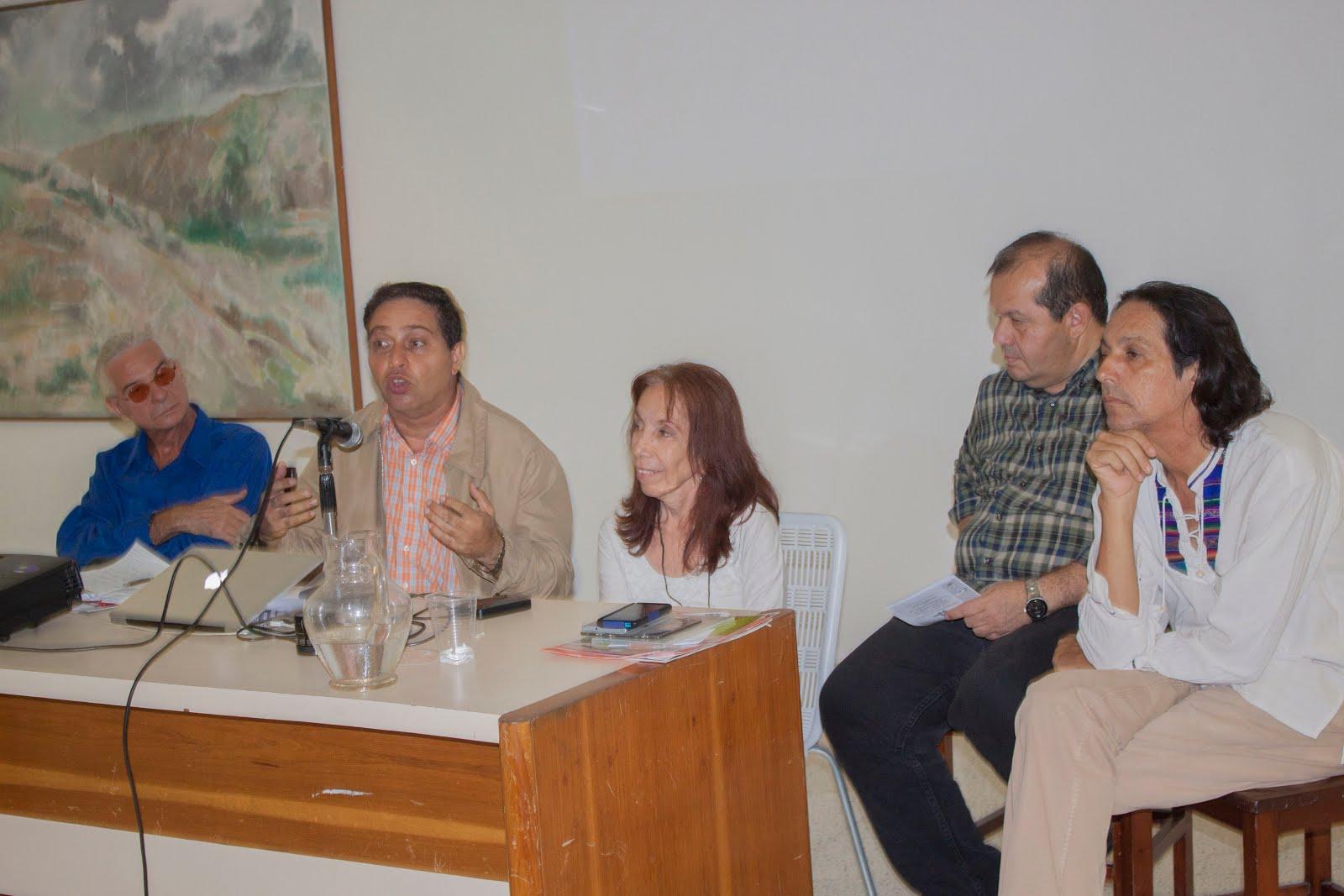Foro Promoción al cine de arte en Carabobo