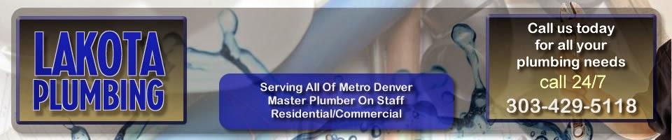 Plumbing Contractor, Plumber Westiminster Colorado | Lakota Plumbing