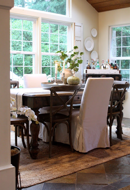 Tuesday 39 s farmhouse fancy cross back chairs for Fancy farmhouse