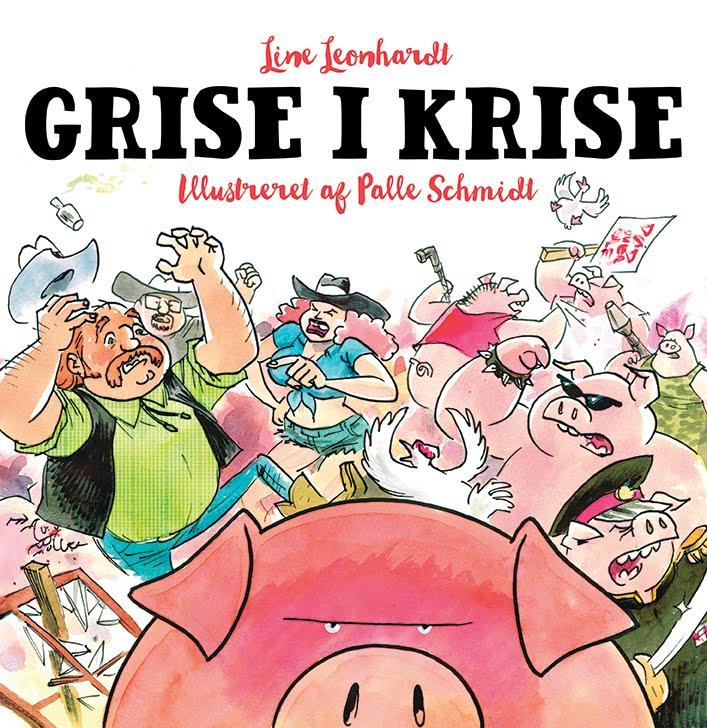 Grise i krise Forlaget Fahrenheit 2016