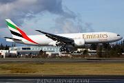 A6EFG B777F1H Emirates SkyCargo Delivered (efg ek skycargo)