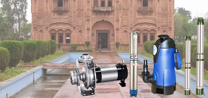 Buy submersible pumps from online dealers in Ludhiana - Pumpkart.com