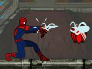 Spiderman Ağları Oyunu