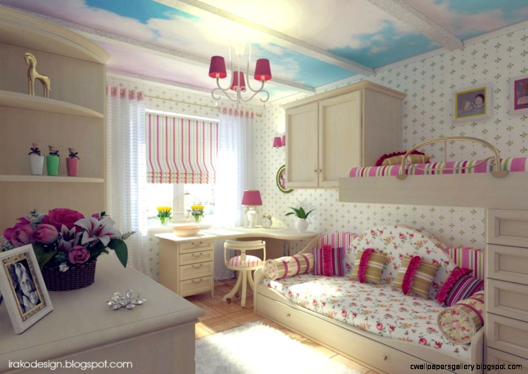 Cool wallpaper designs for girls wallpapers gallery for Bedroom designs hd wallpapers