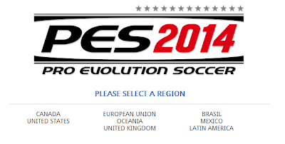 Free Download PES 2014 Full Version (Gratis Terbaru)