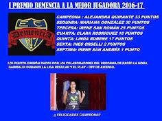 I Premio Demencia  16 - 17