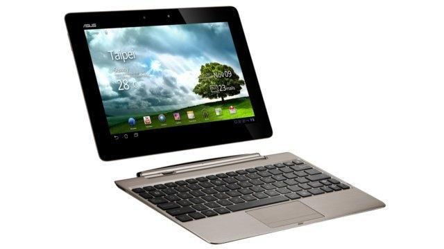 Asus Eee Pad Transformer Prime, tablet superkomputer pertama di dunia