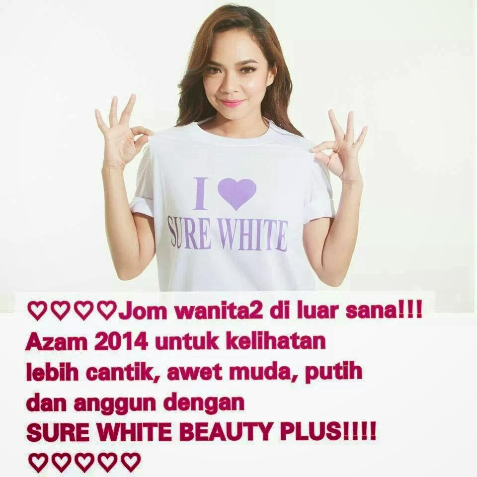 Sure White , C-Glow Factor , Apa Beza Sure White Dengan C-Glow factor?