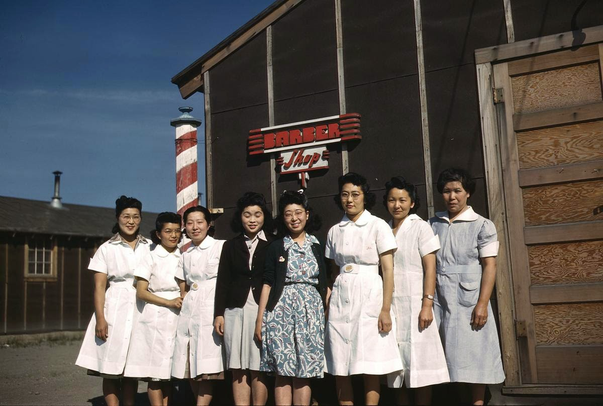 japanese american internment camp essay