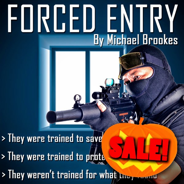 Forced Entry Halloween Sale