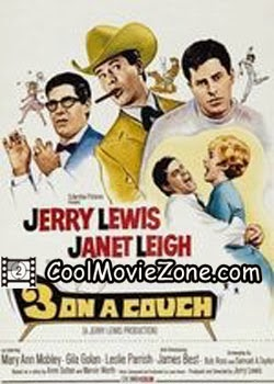 Three on a Couch (1966)