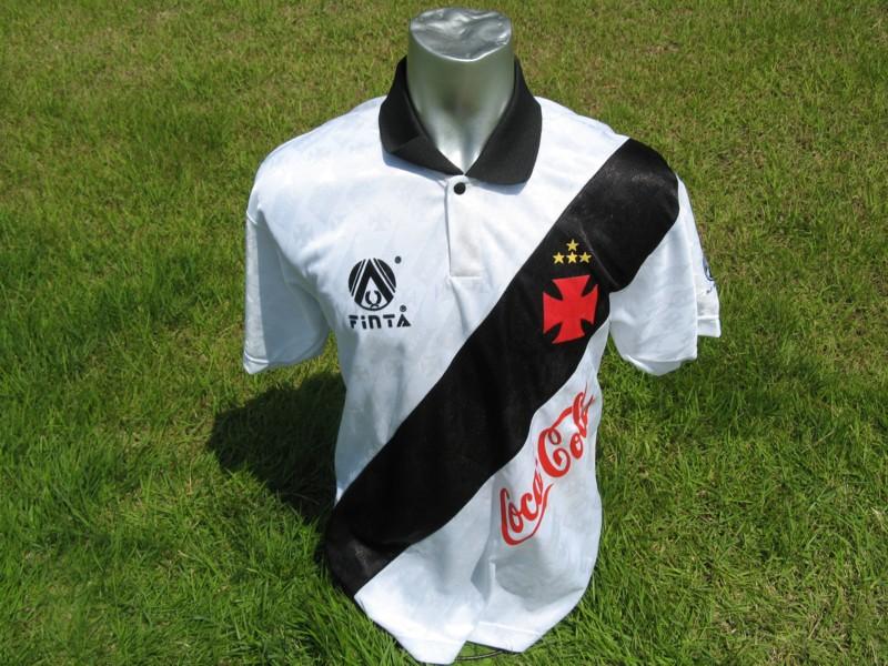 Camisas do Vasco da Gama  1994- Finta (Coca-Cola) 6917f65ce9d01