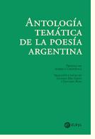 Antología Temática de la Poesía Argentina