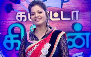 Galata Kitchen Navarathi Special Vendhar TV Ayutha Poojai Special Program