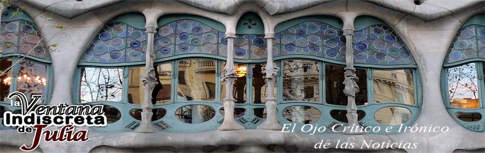 La ventana indiscreta de julia