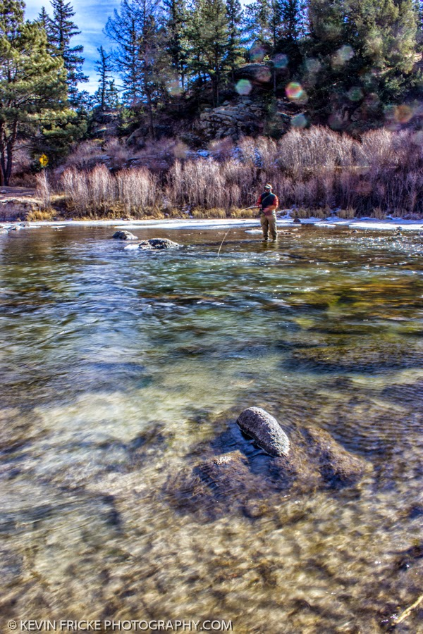 Skunked on eleven mile canyon for Eleven mile canyon fishing report