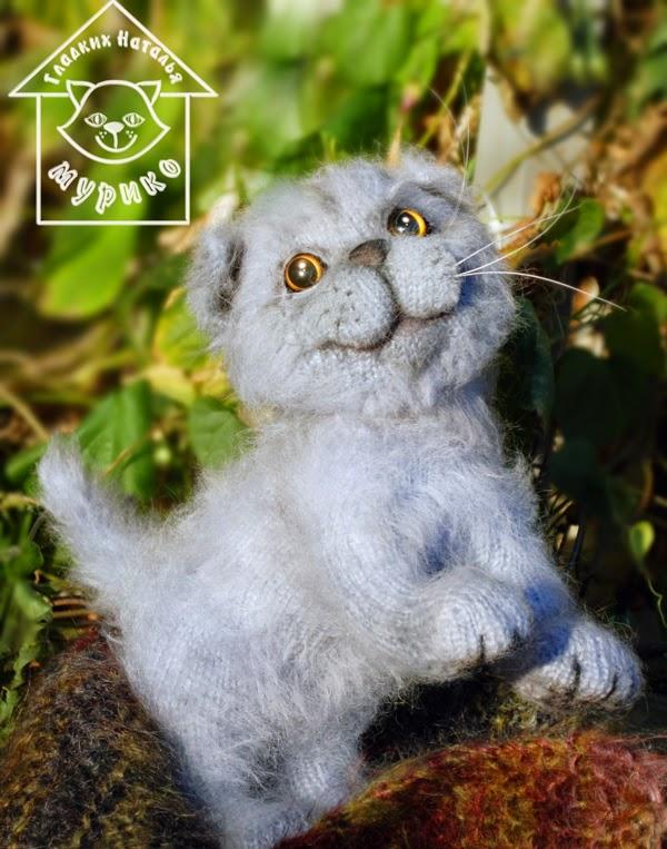 кот, игрушка, мурико,Скоттиш фолд, scottishfold, купить игрушку, подарок