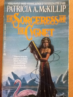 book cover sorceress cygnet