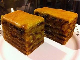 kek lapis sisik ikan