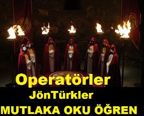 Operatörler ve jönTürkler