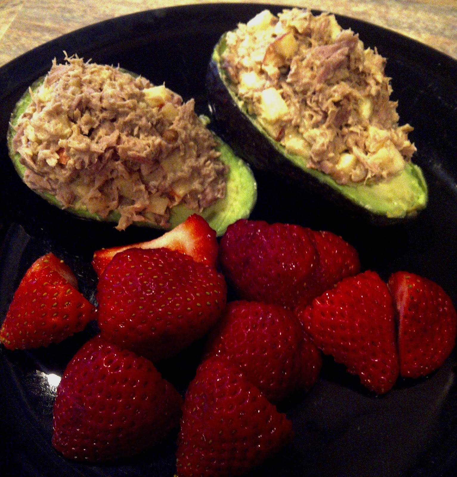 Tuna Stuffed Avocados Recipes — Dishmaps