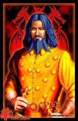 Daario Naharis by Amoka - Juego de Tronos en los siete reinos