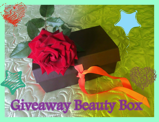 Giveaway Beauty Box from Sony!