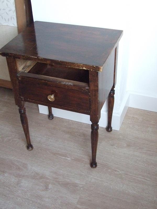 restaurar muebles con pintura a la tiza