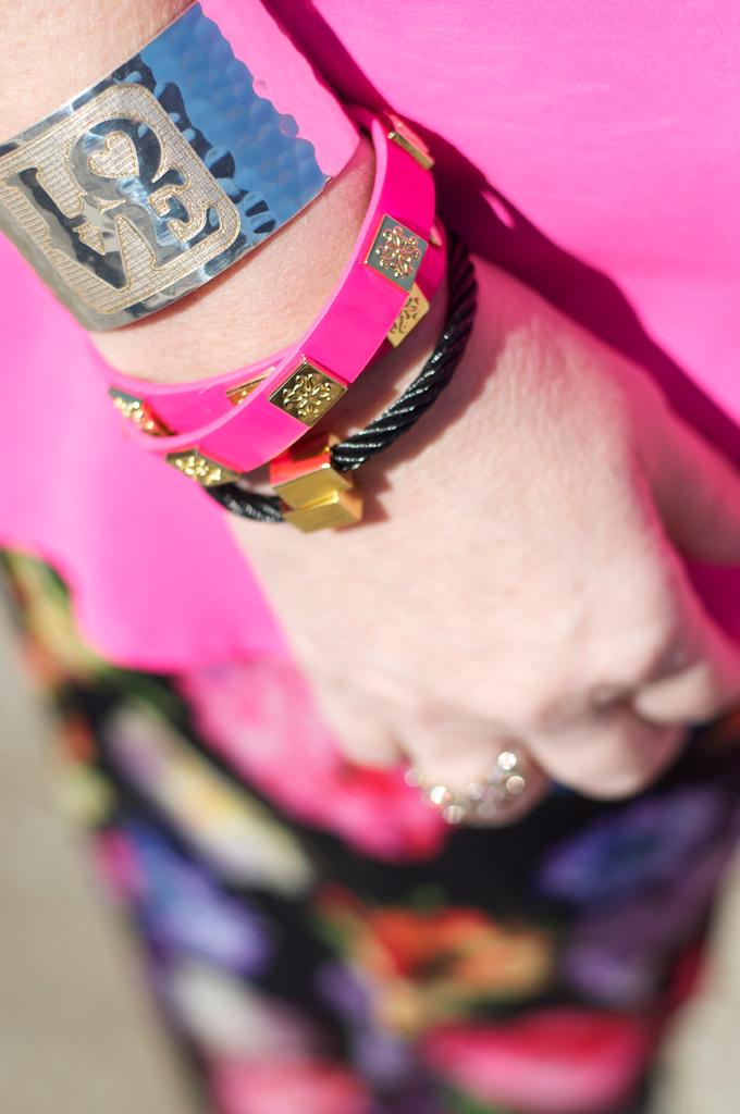 Pink_Rustic_cuff_Bracelets