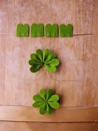 Como Hacer un Trebol para el Día de San Patricio o St. Patrick's day