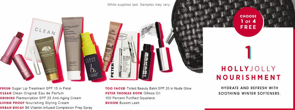 Tracy's Notebook of Style: Sephora - Free Beauty Clutch with ...