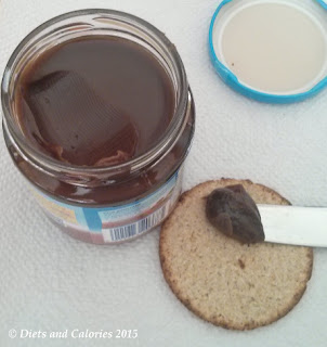 Weight Watchers Chocolate Hazelnut Spread