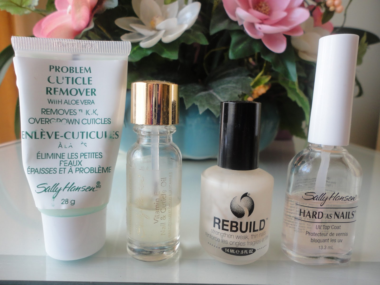 Nail Care Routine: Products I Use to Strengthen my Nails | Natalie ...