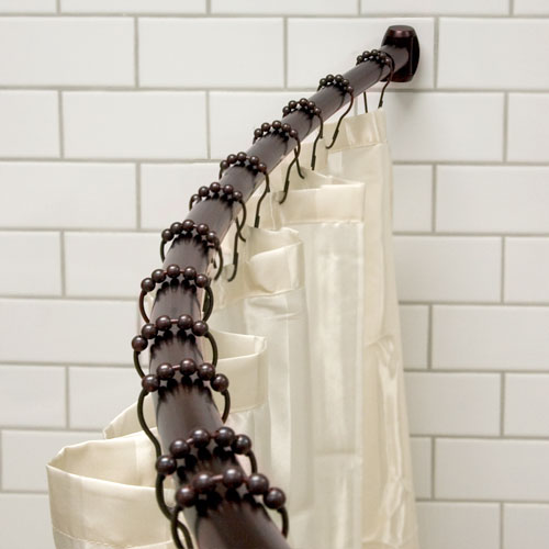 Elegant Shower Curtain Sets Corner Shower Curtain Rods