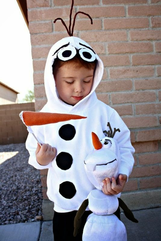 olaf halloween costumes 2014