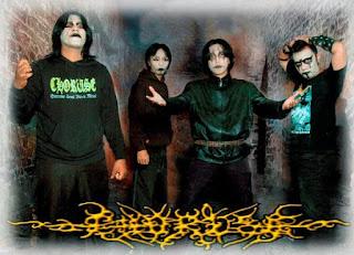 Choruse Band Extreme Black Metal Bandar Lampung