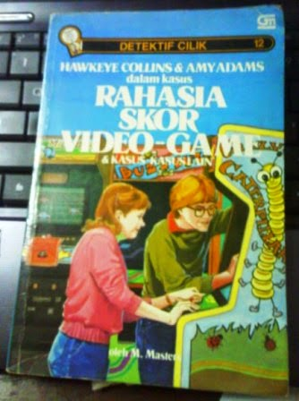 contoh resensi cerpen rahasia skor video game