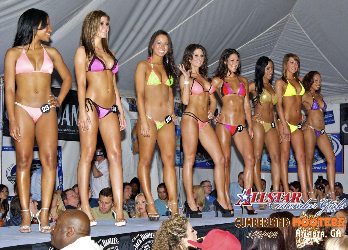 Rich, lonely Bikini allstar girls