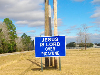 Jesus Is Lord Over Picayune, MS