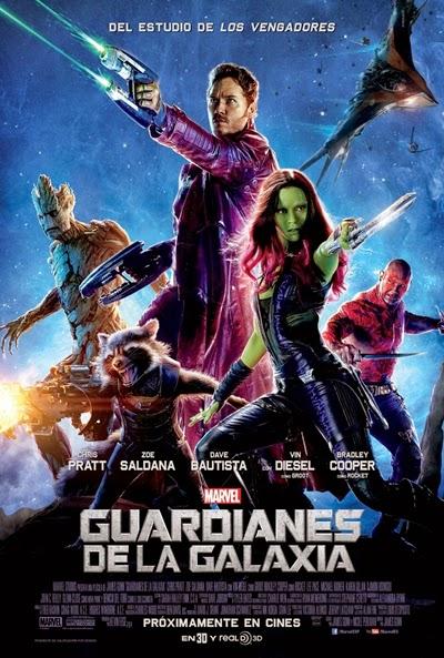 Ver Guardianes de la Galaxia (2014) gratis en españolk